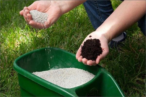 selección de fertilizantes