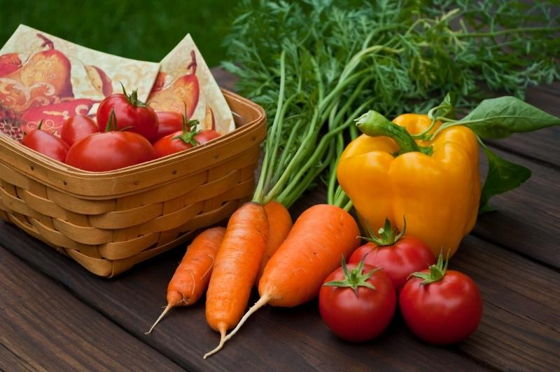 puno povrća