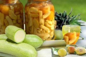 A legjobb receptek a cukkini citromsavval való pácolásához télen