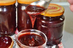 TOP 5 rețete pentru prepararea gemului de prune fără semințe pentru iarnă