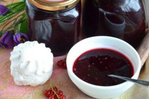TOP 21 recetas para hacer deliciosa mermelada de grosella negra para el invierno