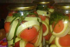 A TOP 5 legjobb recept a cukkini konzervkészítéséhez paradicsommal télen
