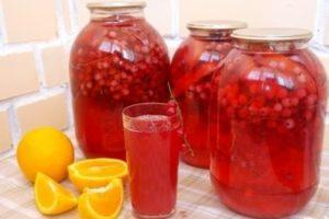 TOP 5 recetas de compota de grosella roja con naranja para el invierno