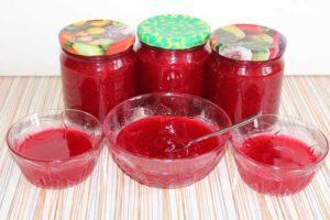 5 recetas para el invierno de grosellas rojas ralladas con azúcar