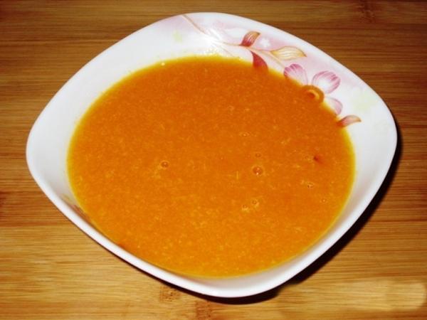 Mandarin lekvár kenyérsütőben