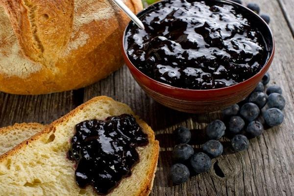 džem na chlieb