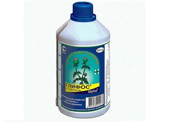 Útmutató a gyomnövényből származó Glyphos herbicid használatához