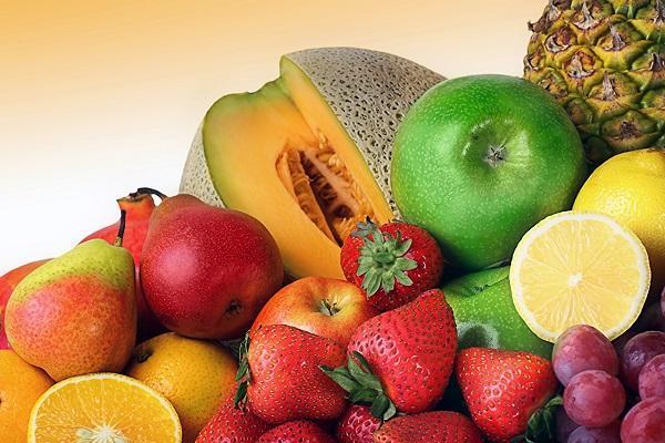 melóny a jablká