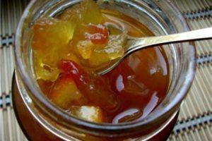 TOP 9 recept a dinnyelekvárral almával télen