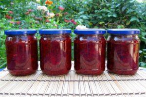 10 finom recept fokhagymás cékla telezésére