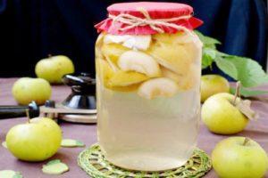 TOP 2 recetas para hacer compota de manzana y menta para el invierno