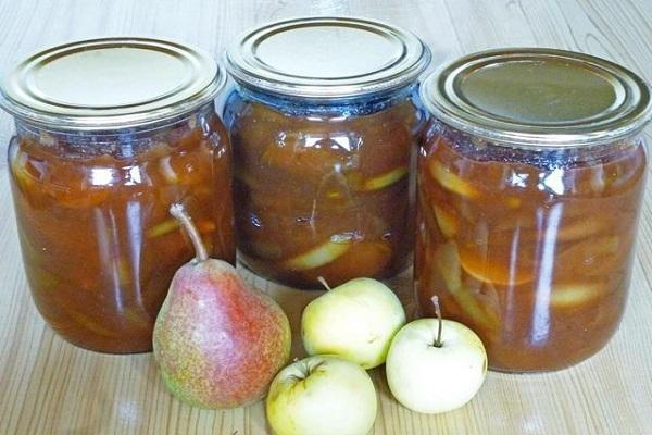 mezcla de frutas
