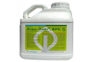 Az Agrolight herbicid felhasználási útmutatója, a hatásmechanizmus és a fogyasztás mértéke