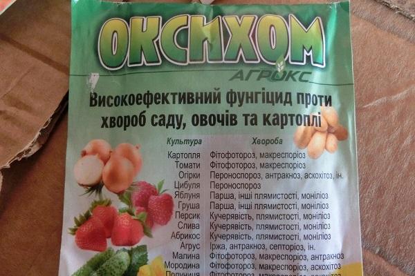 oxychom bolsita