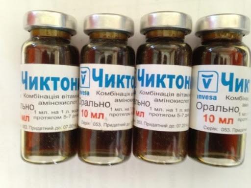 Vitaminas Chiktonik