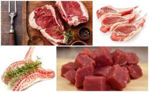 Výhody a poškodenie kozieho mäsa, denný príjem a spôsob varenia