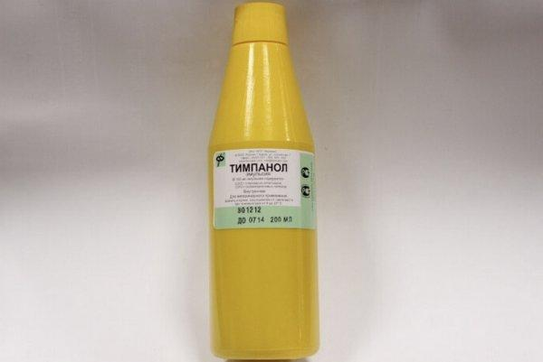 dosificación de timpanol para conejos